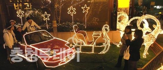 성큼 다가온 크리스마스
