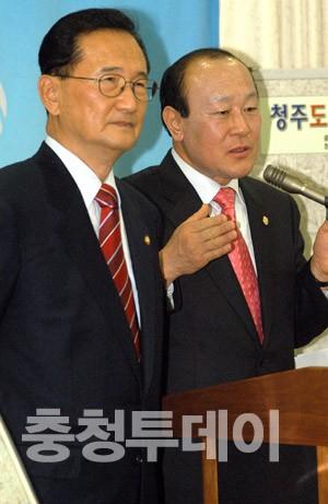 남시장 '행정도시-청주공항 도로 연결'