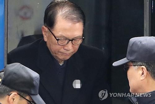 ▲ 김기춘 전 대통령 비서실장 [연합뉴스 자료사진]