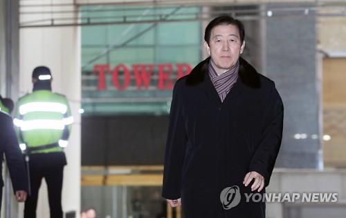 ▲ 최지성 삼성 부회장(미래전략실장) [연합뉴스 자료사진]