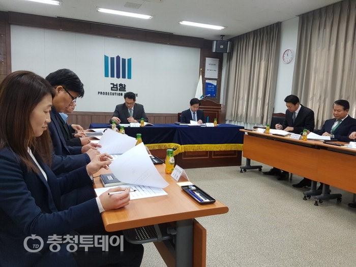대선 대비 천안·아산 유관기관 대책회의