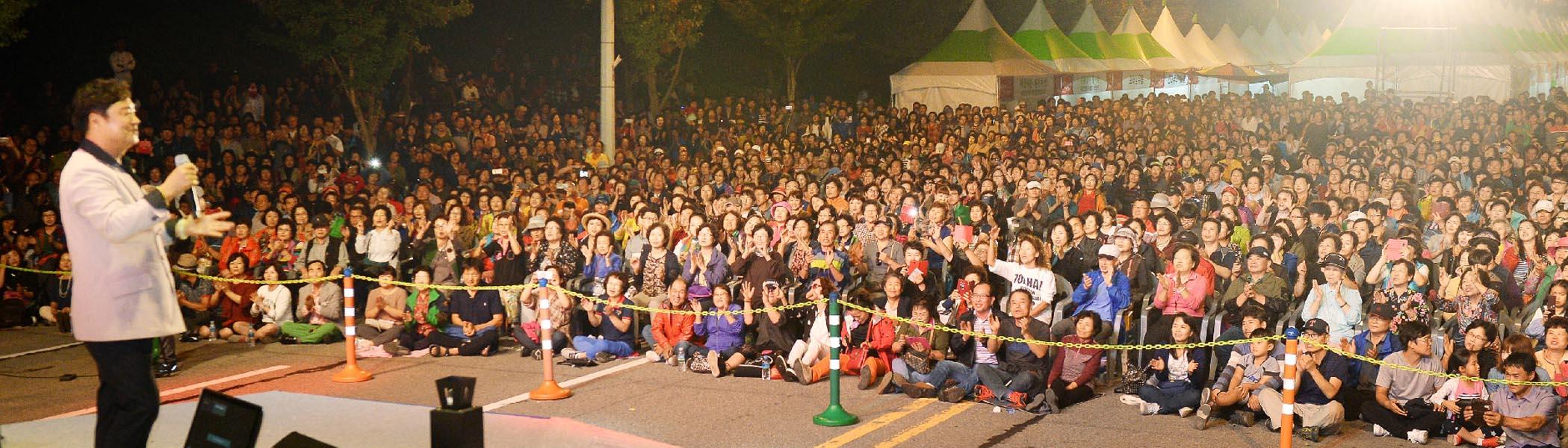 아줌마대축제 전국 최고 축제로 명성 재확인