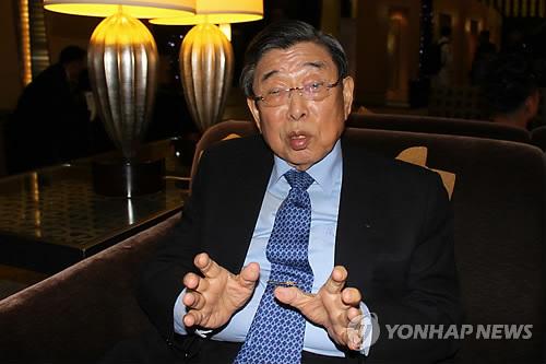 ▲ 김운용 전 IOC 부위원장 [연합뉴스 자료사진]