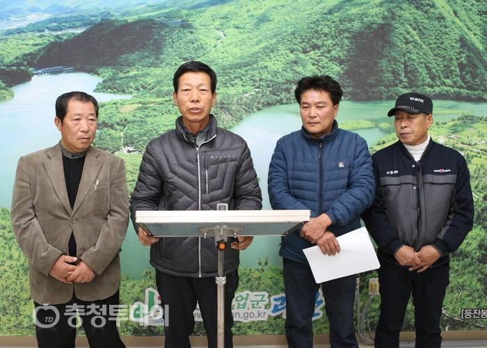 """""""괴산~음성 37번국도 설계 변경해야""""…인근 주민들, 교통사고 위험 주장"""