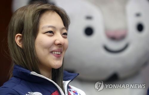 ▲ 여자 스피드스케이팅 김보름 [연합뉴스 자료 사진]