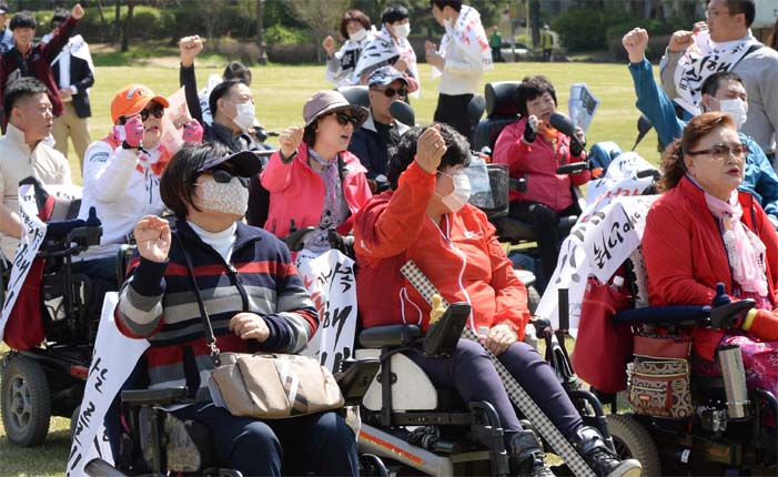 제38회 장애인의 날, 장애보다 아픈 '비애'