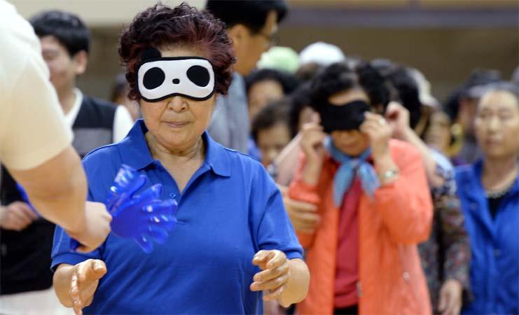 대전장애인생활체육대회, 박수소리가 어디서 났더라?
