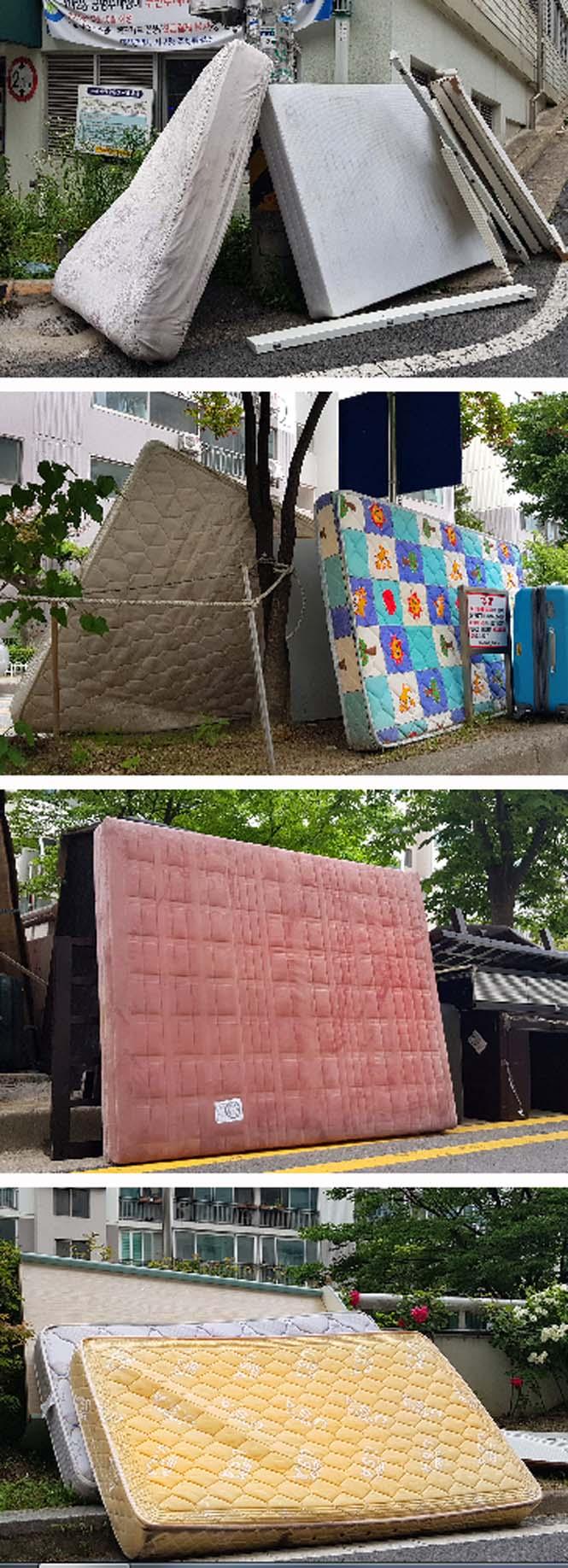 '혹시나' 하는 불안감…버려지는 침대들