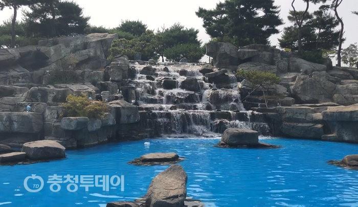청주 문암생태공원 '인기만점'