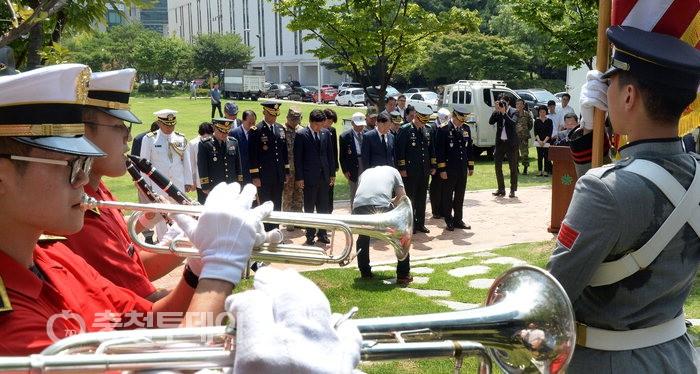 6·25 대전 전승기념식