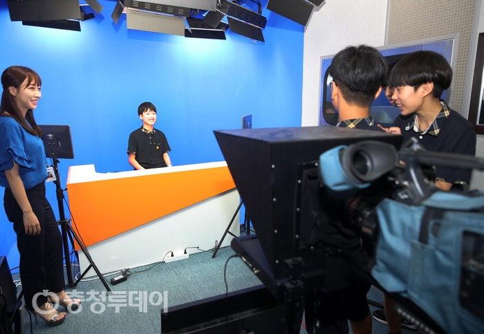 태안 자유학기제 직업체험 호평