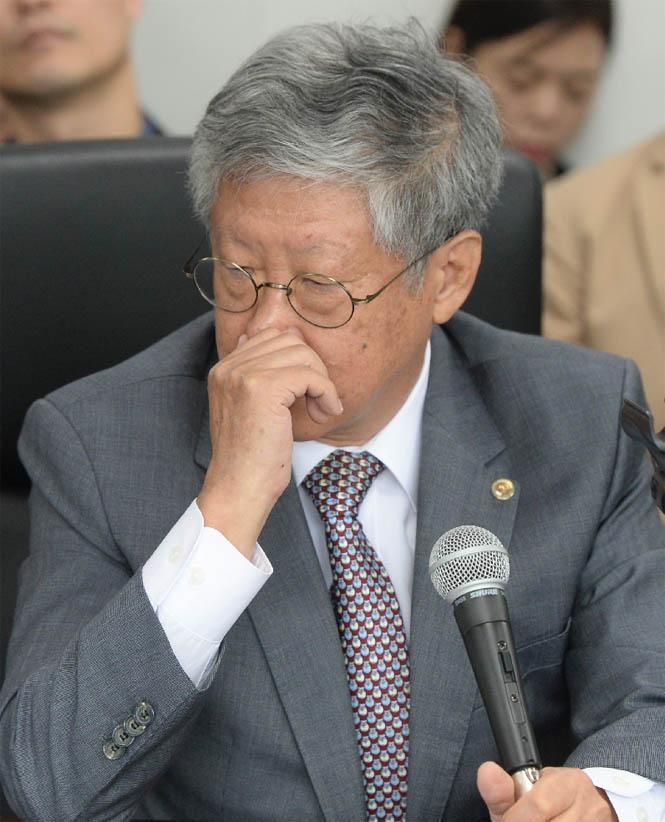 과학벨트 예산삭감…국회 과방위 국정감사 현장시찰