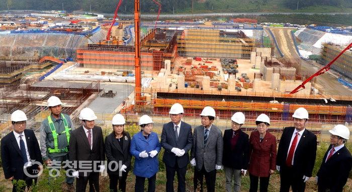 대전 유성 신동 둔곡지구 중이온가속기 건설 '체크'