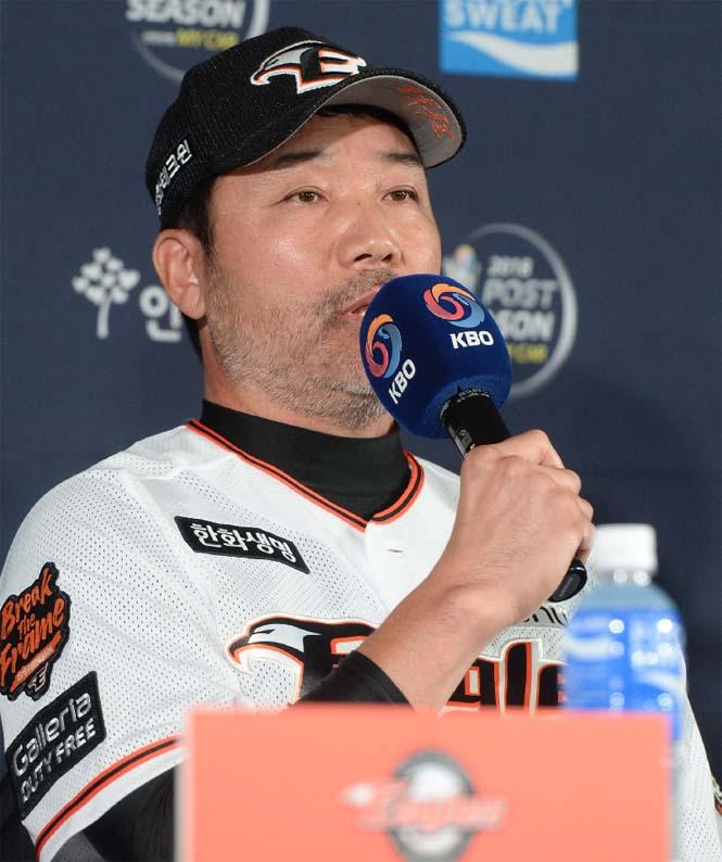 """한화이글스 넥센과 5전3선승제 """"3위에 만족하지 않겠다"""""""