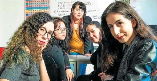 ▲ 브라질 학생들이 스스로 모임을 만들어 한국어를 배우는 사례가 늘고 있다. [브라질 일간지 에스타두 지 상파울루]