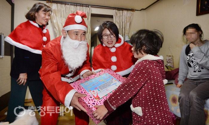 성탄절 사랑, 낮은 곳에도