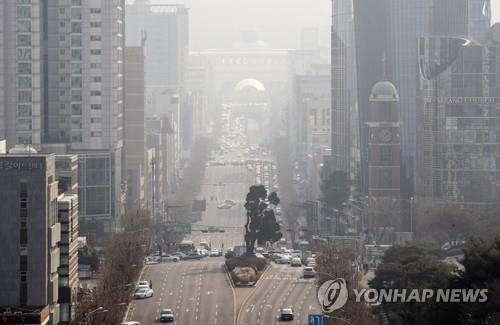 ▲ '공기 안 좋아요' [연합뉴스 자료사진]