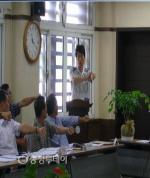 세종경찰서 부강파출소 노인 보호활동·수화교육