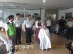 세종경찰서 노인 장애인 이·미용 봉사