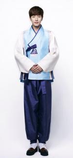 '별그대' 박해진 8등신 도련님 자태 한복인사 화제