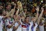 독일, 아르헨티나 꺾고 세계축구 제패