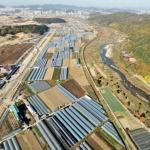 대전 갑천친수구역 보상절차 지연 시설농가 속탄다