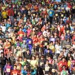 전국 마라톤가족 5000여명 대청호반에 몸과 마음 물들다