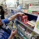 편의점 안전상비의약품 관리 엉망… 약품 오남용 사고 우려