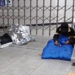 [르포] 노숙인들 '겨울보다 추운건 냉대'… 범죄피해·의료 뒷전