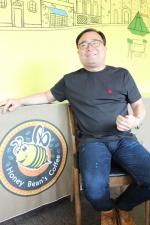 [창간 26주년 특집] 오진호 허니빈스 대표 창사 4년만에 커피업계 토종 강자