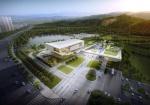 내포신도시에 충남대표도서관 첫삽…내년에 지상4층규모 완공