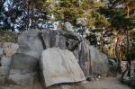 서해안에서 가장 큰 석불이 있는 금산 미륵사