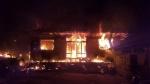 진주 주택서 불…70대 대피, 1천500만원 피해