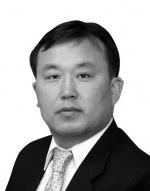 남한 심장·한남금북정맥 분기점 속리산 천왕봉