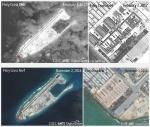 中, 남중국해 인공섬 3곳 이상에 지대공 미사일 포대