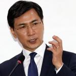 안희정 지지율 TK서 첫 1위… 대선경쟁 '불꽃'