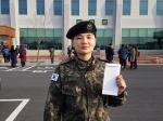 """여자축구상무팀 김다정 선수 """"나의 첫 월급, 아낌없이 기부"""""""