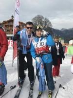 충주혜성학교 이수연 스페셜올림픽 알파인스키 '金'