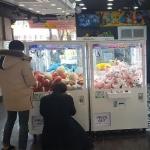 인형뽑기 조이스틱 버그 '합법·불법' 논란