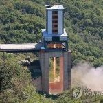 """美CNN """"北, 지난주 또 미사일 엔진시험…결국 ICBM에 적용될듯"""""""