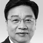 권선택 대전시장 4·19혁명 진원지 목척교 인근 표지석에 헌화