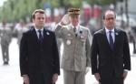 프랑스의 선택, 유심히 지켜본다