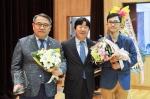 민태권 대전 유성구의장, 진잠초 총동문회 공로패 수상