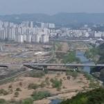 도안호수공원 갑천친수구역 개발 속도 2019년 상반기 완료목표