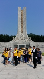 대전보훈청 - 누리보듬가족봉사단 국가유공자 차례상 차리기