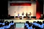 대전교도소, 수형자 대상 '예술여행 어울림 콘서트' 진행