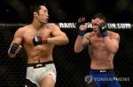 UFC 김동현, 선수 보호 차원에서 180일 출전 정지