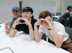 박서준·강하늘 주연 '청년경찰' 관객 100만 돌파