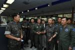 공군참모총장, 작전사령부 방문