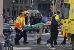 """IS, 바르셀로나 차량공격 배후 자처…""""IS 군사가 수행"""""""